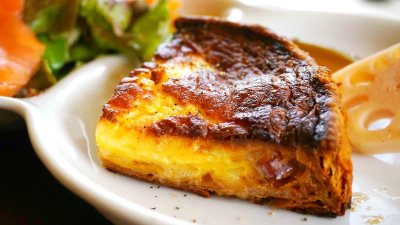 Au Temps Perdu的人氣商品是法式鹹派