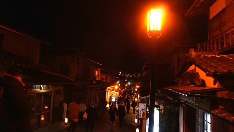 lanterns emitting soft light
