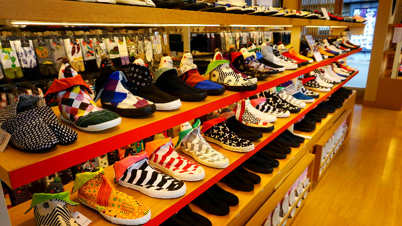 Top 5 most popular shops in Kyoto by