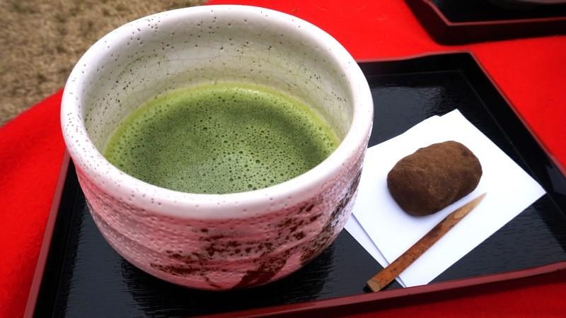 抹茶和便當
