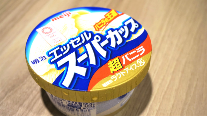 Meiji Essel Super Cup Ultra Vanilla