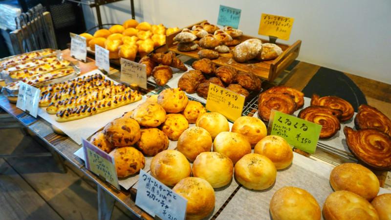 Hanago's bread