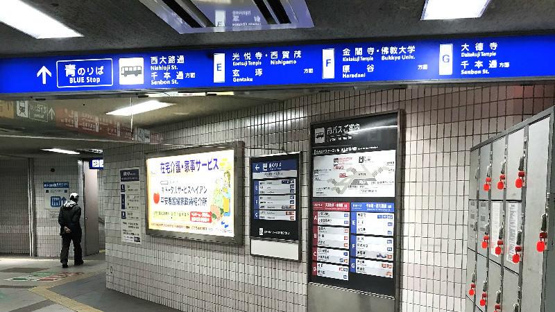 北大路地鐵站