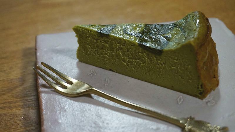 抹茶起士蛋糕