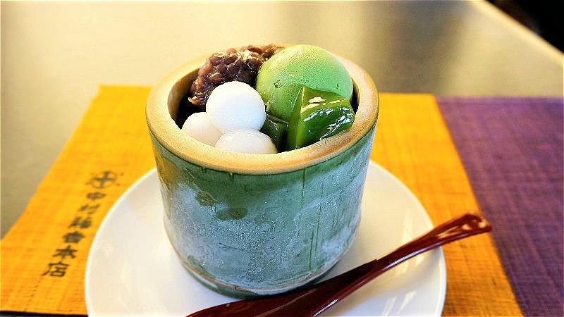 中村藤吉本店×生茶ゼリー抹茶