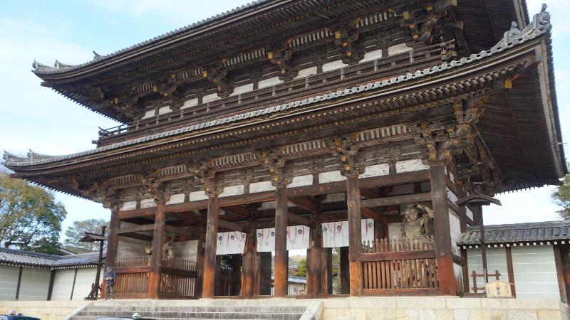 仁和寺的主門