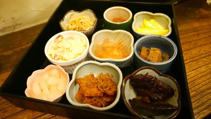 100日圓小菜