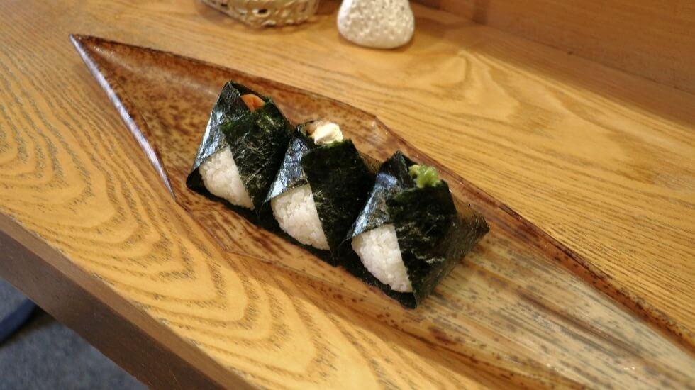 tips - onigiri