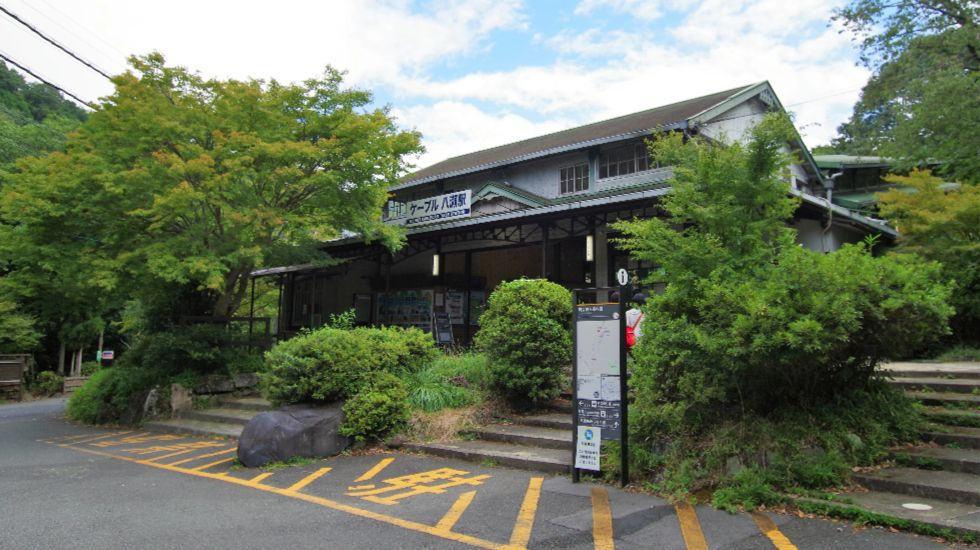Yase-Hieizanguchi Station