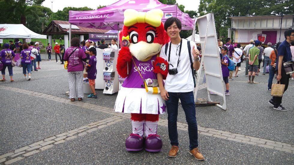 Pursa and Kotono-chan