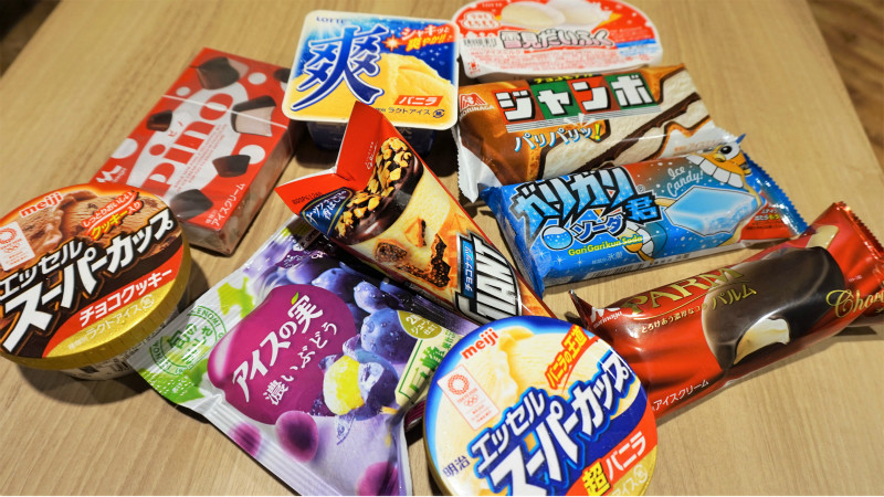Top 10 Most Popular Ice Cream Flavors In Japan Taste Tested Sharing Kyoto