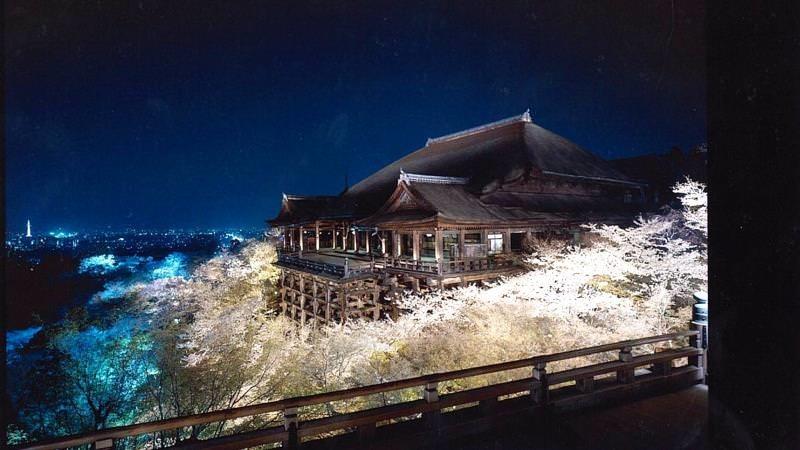 清水寺的夜間拝観