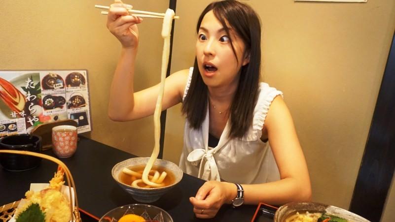 Yoko was amazed
