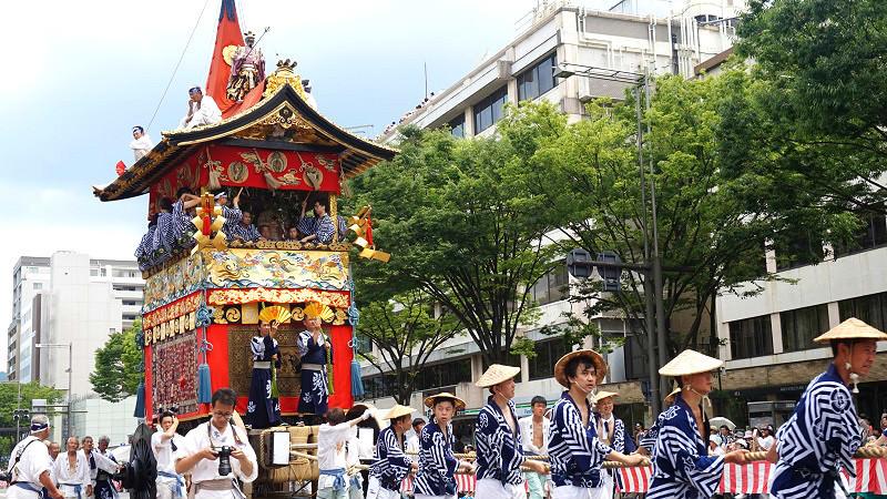 Experience a festival