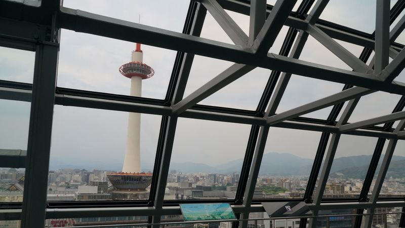Kyoto Tower...