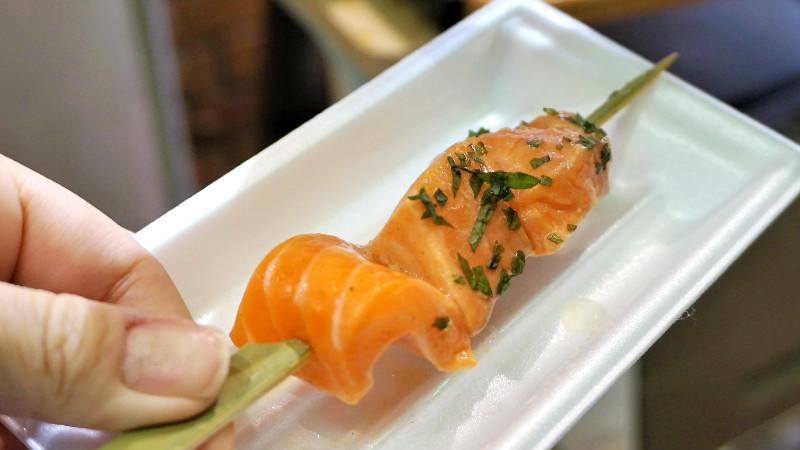 木村的義式生鮭魚片
