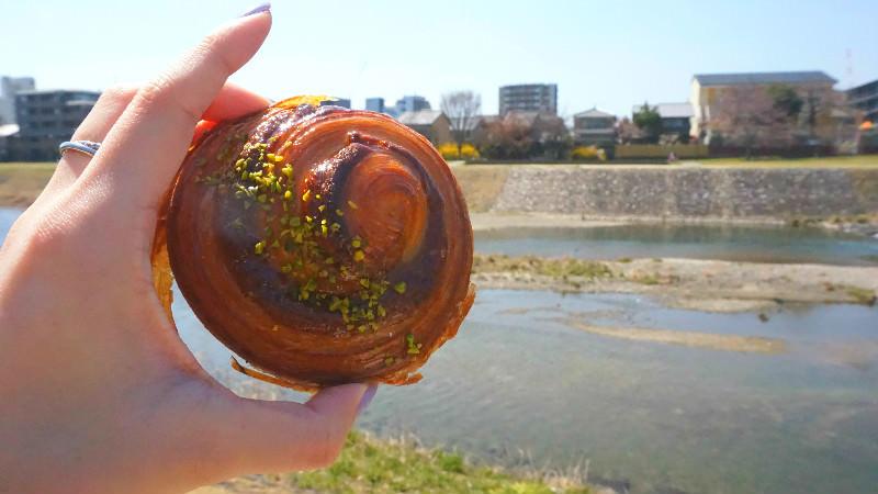 京都麵包巡禮在此告一段落了!