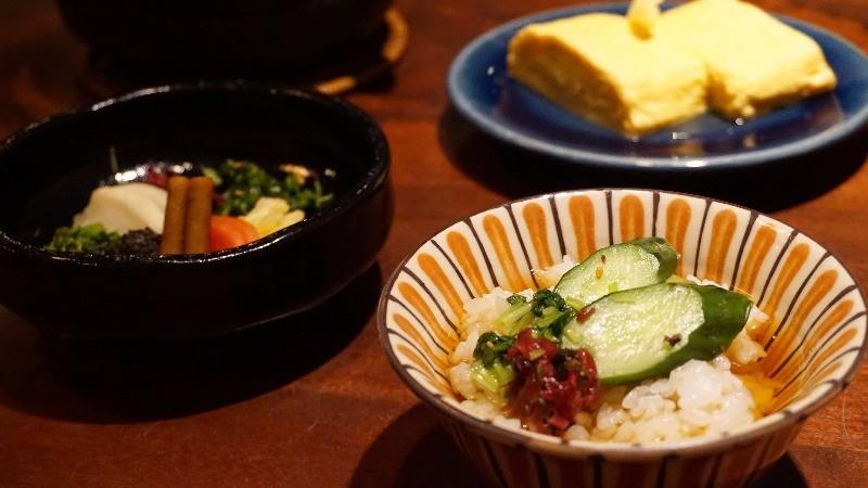 京都茶泡飯