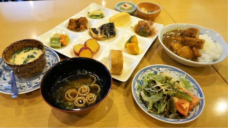 Kyoto-style home cooking