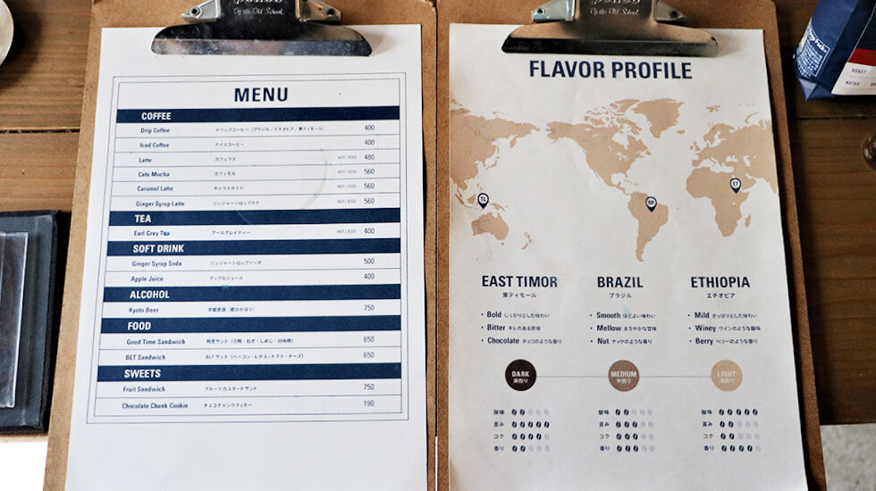 how to order - GOOD TIME COFFEE